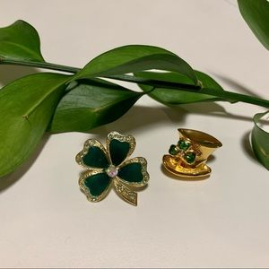🔷 Avon Collectible St. Patrick's Day Pins